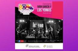 Iván García y Los Yonkis
