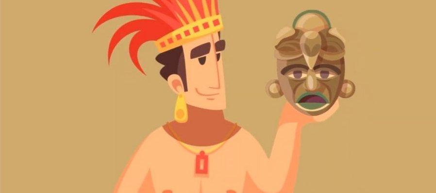 Tutorial   Máscara maya