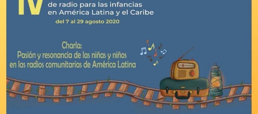 Pasión y resonancia de las niñas y niños en las radios comunitarias de América Latina