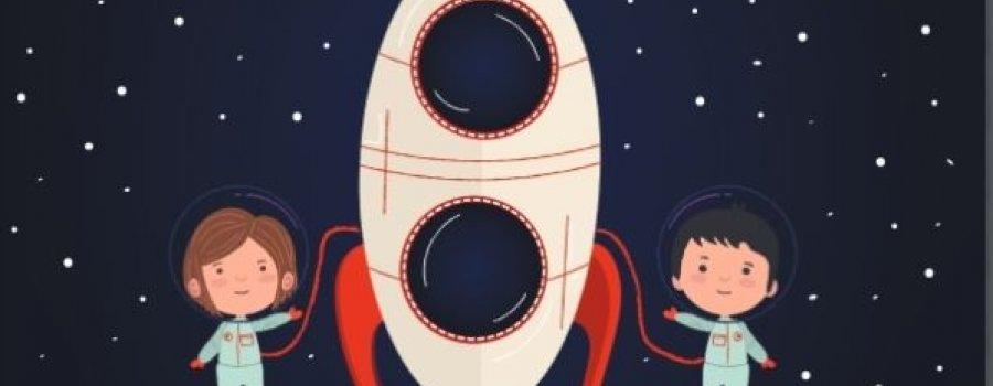 De viaje en el espacio