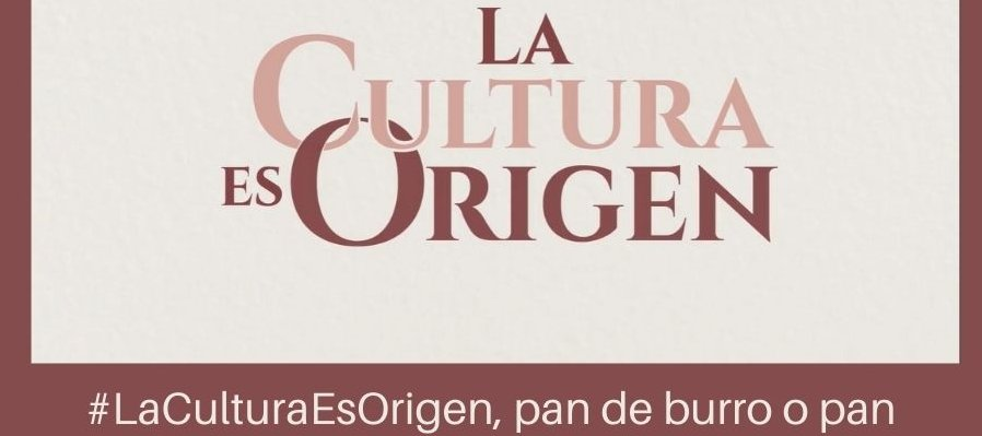 #LaCulturaEsOrigen, pan de burro o pan redondo
