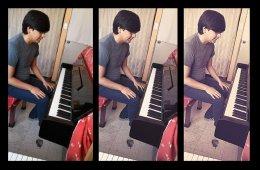 Taller sobre postura para tocar el piano y uso de pedales
