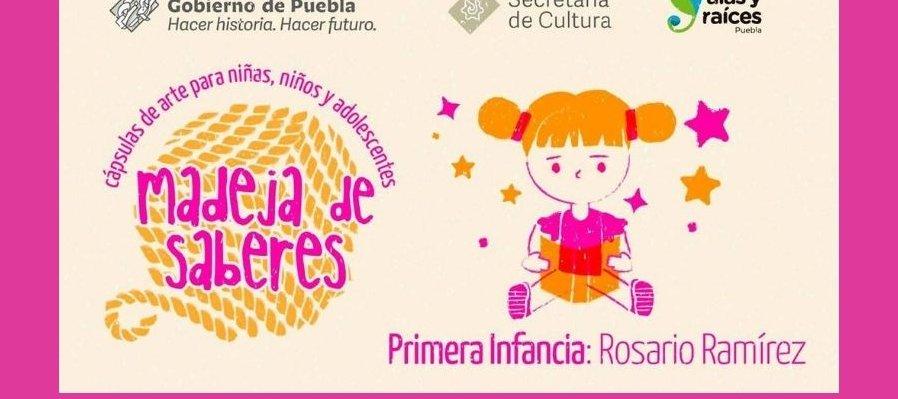Madeja de Saberes, Rosario Ramírez