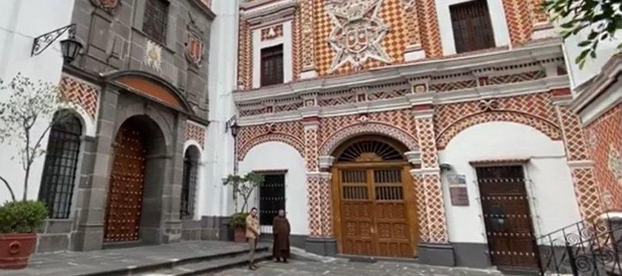 Recorriendo Puebla, Templo Conventual de Nuestra Señora del Carmen