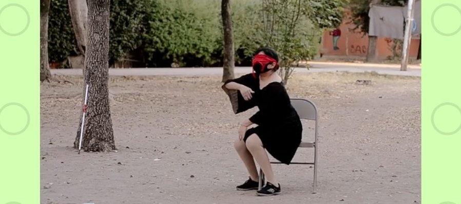 Bailar sin ver, Danza en el espacio público