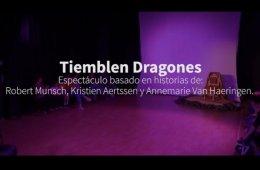 Tiemblen dragones