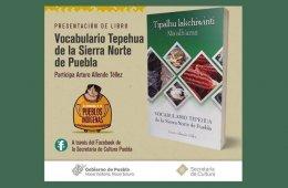 Presentación de libro: Vocabulario Tepehua de la Sierra ...