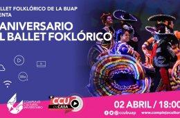 35 Aniversario del Ballet Folklórico