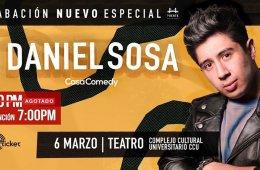 Daniel Sosa en Puebla. Nuevo adulto
