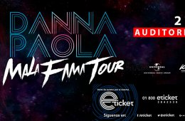 Danna Paola. Mala Fama Tour