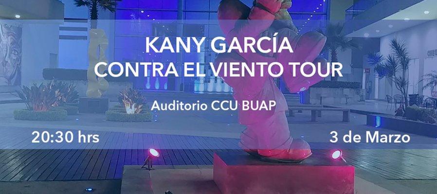 Kany García. Contra el viento tour