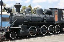 Locomotora de vapor 40