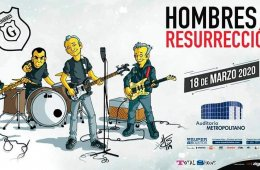 Hombres G en concierto. Resurrección