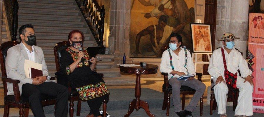 Primer Encuentro de Pueblos Indígenas de Durango. Día 2