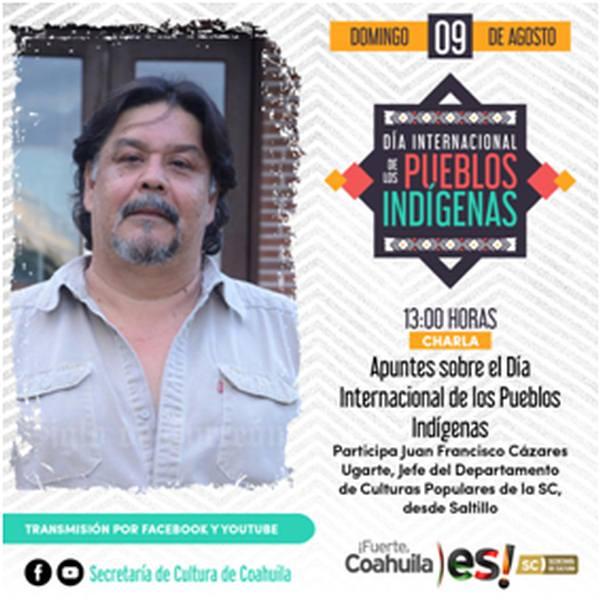 Apuntes sobre el Día Internacional de los Pueblos Indígenas