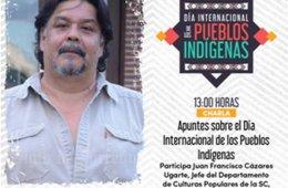 Apuntes sobre el Día Internacional de los Pueblos Indíg...