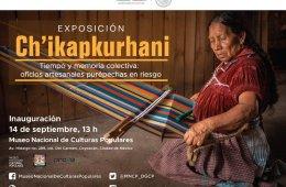 Chikapkurhani. Tiempo y memoria colectiva: Oficios artesa...