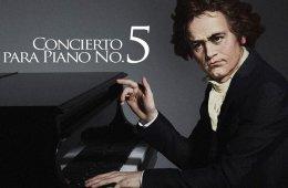 Concierto para piano No. 5, Beethoven