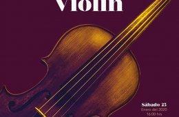 Recital de Violín