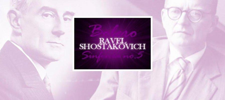 Ravel - Shostakovich