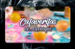 Calaveritas de Alfeñique