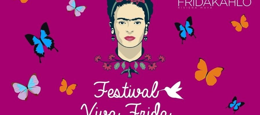 Festival Virtual Viva Frida 2020