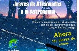 Thursday for Astronomy Fans