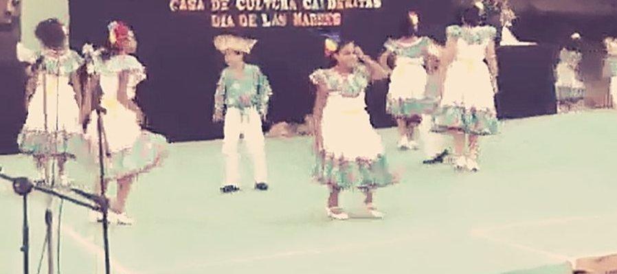 Ballet Folclórico infantil Nohoch Ujo