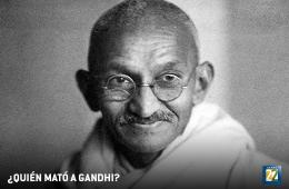 ¿Quién mató a Gandhi?