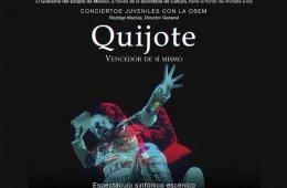 Quijote vencedor de sí mismo