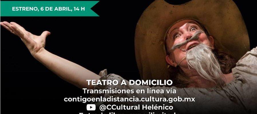 Don Quijote, historias andantes
