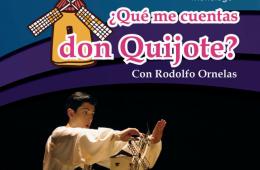 ¿Qué me cuentas Don Quijote?