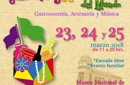 5to. Festival Sabores y Artesanías del Mundo