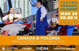 Radosc-Joy Polish Canadian Dance Group (Polonia y Canadá...