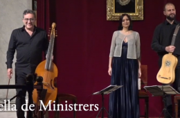 Viaja a la época de Cervantes con la música de Capella ...
