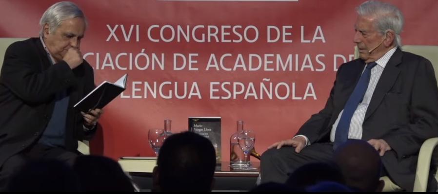 Cincuenta años de Conversación en La Catedral, charla con Mario Vargas Llosa