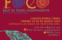 Rally de teatro independiente