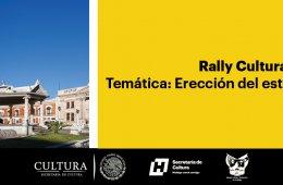 Rally cultural: La Erección del Estado de Hidalgo