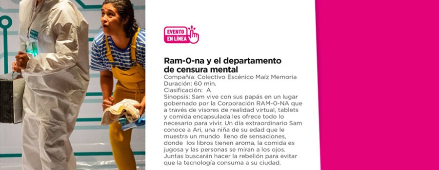 Ram-0-na y el departamento de censura mental