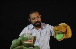 Narración oral Cuidado con la rana