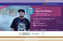 Rap Ich Máaya (Taller)