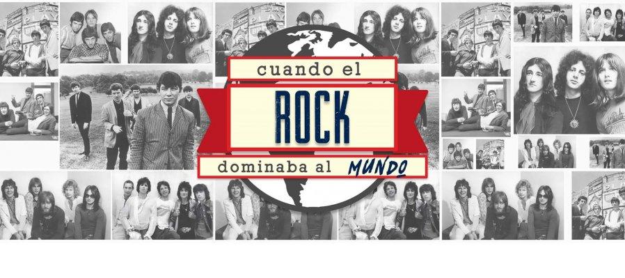 Cuando el rock dominaba al mundo