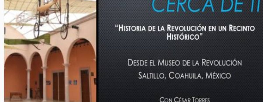 La historia de la Revolución en un recinto histórico