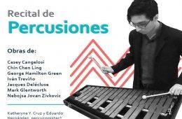 Recital de percusiones