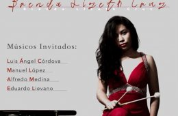 Recital de marimba y percusiones Brenda Lizeth Cruz