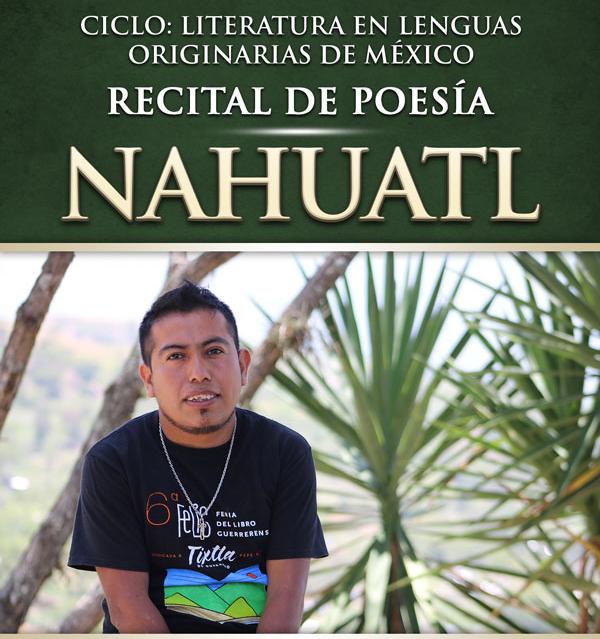 Recital de Poesía Nahuatl