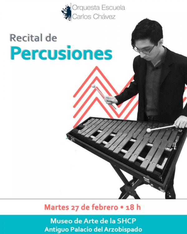 Recital de Percusiones  OECCh