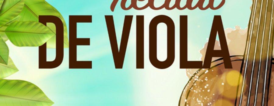 Recital de Viola de la Orquesta Escuela Carlos Chávez