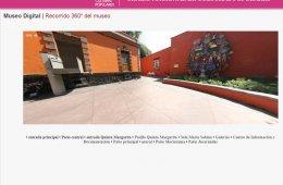 Recorrido 360° del Museo Nacional de Culturas Populares