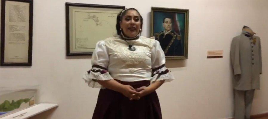 Visita Guiada en la Casa Museo Juan Escutia